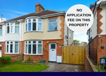 Thumbnail 3 bed semi-detached house to rent in Mowbray Road, Cambridge