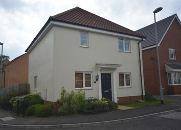 Thumbnail 3 bedroom detached house to rent in Blyth's Wood Avenue, Costessey, Norwich