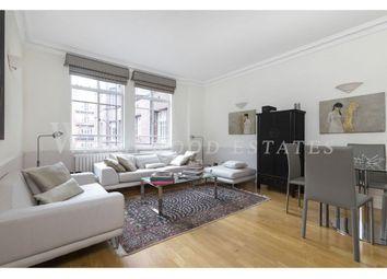 Thumbnail 2 bed flat for sale in Oakwood Court, Abbotsbury Road, Kensington, London