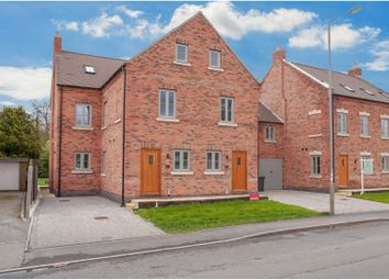 Thumbnail 4 bed semi-detached house for sale in Main Street, Yoxall