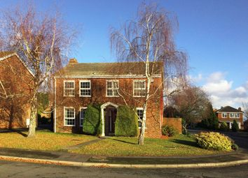 Thumbnail 4 bed detached house for sale in Brompton Drive, Cranbrook Drive Estate, Maidenhead
