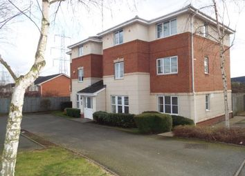 Thumbnail 1 bed flat for sale in Towpath Close, Longford, Coventry