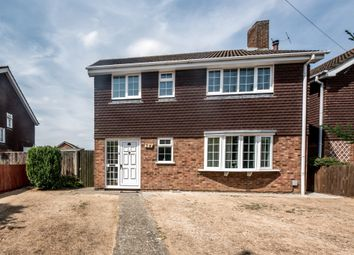 Thumbnail Detached house for sale in Park Road, Westoning, Bedford