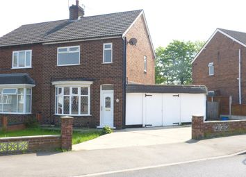 Thumbnail 3 bed semi-detached house for sale in Warwick Road, Scunthorpe