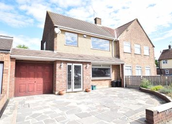 3 bed semi-detached house for sale in Rochford Avenue, Chadwell Heath, Romford RM6