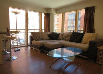 Thumbnail 1 bed flat to rent in Waterfront Wharf, Birmingham