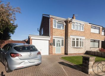 Thumbnail 3 bed semi-detached house for sale in Whitehouse Road, Billingham