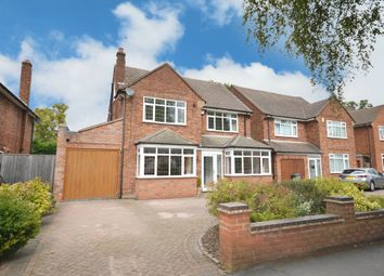 Thumbnail 5 bed detached house for sale in Shakespeare Drive, Shirley, Solihull