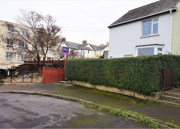 3 bed end terrace house for sale in Morwenna Park Road, Northam, Bideford EX39