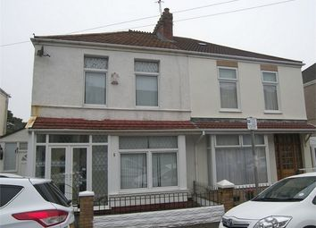 Thumbnail 3 bedroom semi-detached house to rent in Devon Place, Mumbles, Swansea