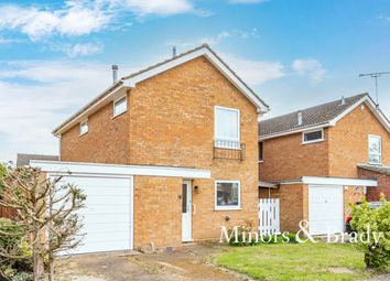 Thumbnail 3 bed detached house for sale in Kings Road, Coltishall, Norwich