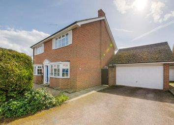 Thumbnail 4 bed detached house for sale in Shepperton Close, Castlethorpe, Milton Keynes