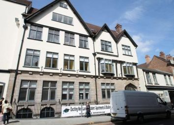 Thumbnail 4 bedroom flat to rent in Castle Gate, Nottingham