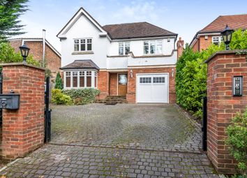 Thumbnail Detached house to rent in Englefield Green, Surrey