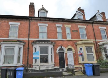 Thumbnail 5 bed terraced house for sale in Curzon Street, Derby