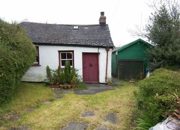 Thumbnail 2 bed cottage for sale in Cnwch Coch, Ceredigion