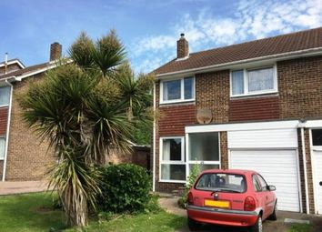 Thumbnail 4 bed semi-detached house for sale in Bursledon, Southampton, Hampshire