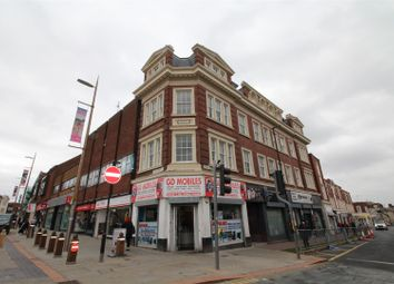 Thumbnail 1 bed flat to rent in New Street, Dudley