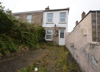 Thumbnail 3 bed end terrace house for sale in Albert Street, Camborne, Cornwall