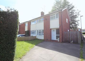 Thumbnail 3 bed property to rent in Quentin Road, Woodley, Reading