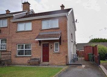 Thumbnail 3 bedroom semi-detached house for sale in College Park Lane, Enniskillen
