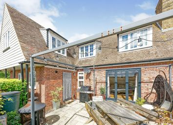Thumbnail 4 bed semi-detached house for sale in North Street, Sheldwich, Faversham