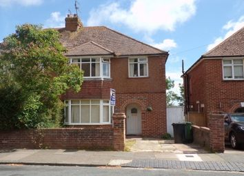 Thumbnail 3 bed property to rent in Sancroft Road, Eastbourne