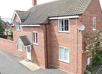 Thumbnail 3 bed link-detached house for sale in Foxhollow, Great Cambourne, Cambridge