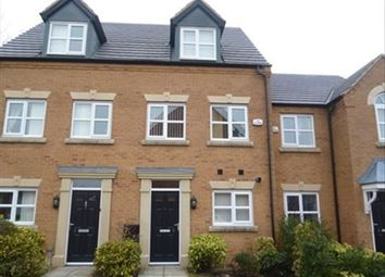 Thumbnail 3 bed town house to rent in Gibfield Road, St. Helens