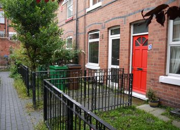 Thumbnail 2 bed terraced house to rent in Leslie Avenue, Nottingham