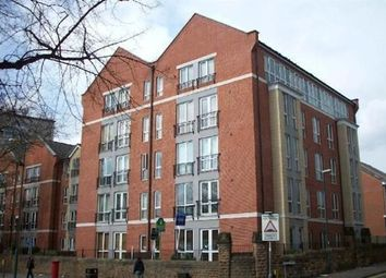 Thumbnail 2 bed flat to rent in Russell Road, Nottingham