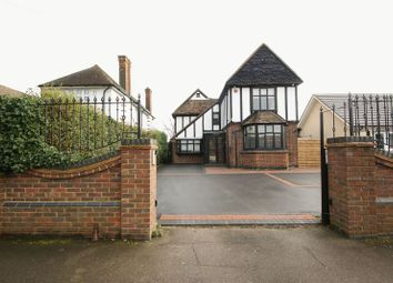Thumbnail 4 bed detached house for sale in Chestnut Avenue, Grays