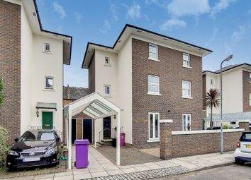 4 bed semi-detached house for sale in Sextant Avenue, London E14