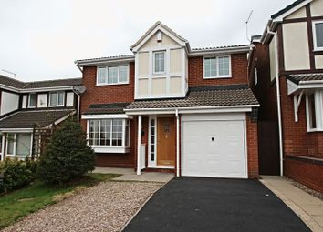 Thumbnail 4 bed detached house for sale in Smallwood Close, Chesterton, Newcastle-Under-Lyme