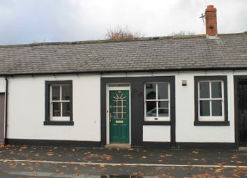 Thumbnail 1 bed terraced bungalow for sale in 16 Bank Street, Longtown, Cumbria