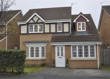 Thumbnail 4 bedroom detached house for sale in Ferndale, Hyde