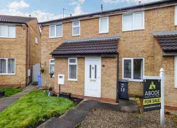 Thumbnail 2 bed terraced house for sale in Barley Close, Burton-On-Trent