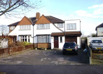 Thumbnail 5 bed semi-detached house for sale in Mayfair Avenue, Worcester Park