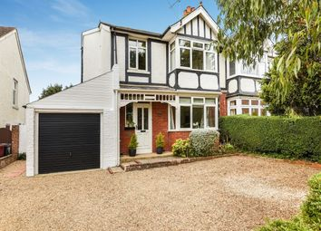 Thumbnail 3 bed semi-detached house for sale in Broyle Road, Chichester