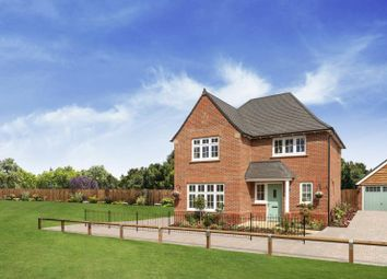 Thumbnail 4 bedroom detached house for sale in 84 The Cambridge, Redrow At Abbey Farm, Lady Lane, Swindon, Wiltshire