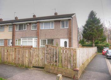 Thumbnail 3 bedroom semi-detached house to rent in Farnham Close, Lemington, Newcastle Upon Tyne