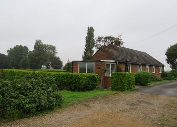 Thumbnail 3 bed bungalow for sale in Grove Farm, Bridge Road, Long Sutton, Spalding, Lincolnshire