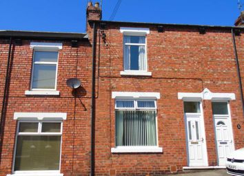 Thumbnail 2 bedroom semi-detached house for sale in Windsor Terrace, Crook, County Durham