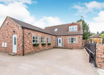 Thumbnail 4 bed detached bungalow for sale in High Street, Austerfield, Doncaster