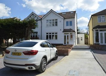 Thumbnail 4 bed semi-detached house for sale in Brighton Road, Coulsdon