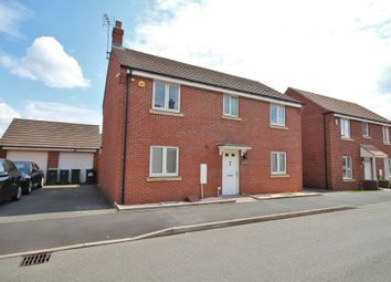 4 bed detached house to rent in Signals Drive, Coventry CV3