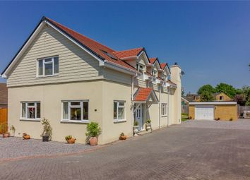 Thumbnail 4 bed detached house for sale in Peters Road, Locks Heath, Southampton, Hampshire