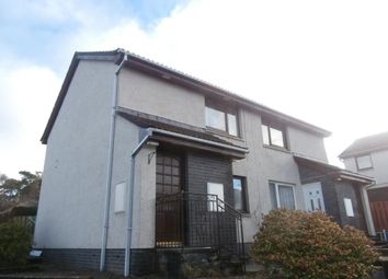 Thumbnail 1 bed flat to rent in Ardness Place, Inverness