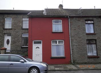 Thumbnail 1 bed property for sale in Glynfach Road, Porth, Rhondda Cynon Taff.