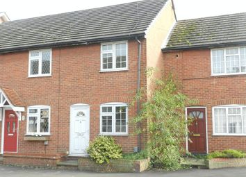 Thumbnail 2 bed terraced house to rent in High Street, Westoning, Bedford